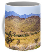 Landscape Galisteo Nm I10s Coffee Mug