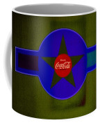 Landscape In Blue Coffee Mug