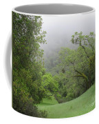 Landscape In Fog Coffee Mug