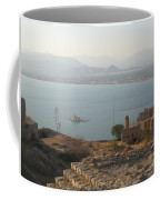 Landscape In Gold  Coffee Mug