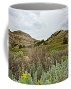 Landscape In Northwest North Dakota  Coffee Mug