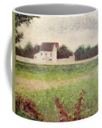 Landscape In The Ile De France Coffee Mug
