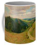 Landscape Near Schleiden In The Eifel Coffee Mug