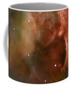 Landscape Orion Nebula Coffee Mug
