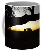 Landscape Roman Campagna Italy Coffee Mug