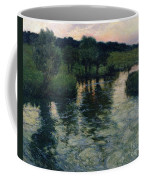 Landscape With A River Coffee Mug