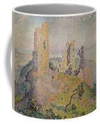 Landscape With A Ruined Castle  Coffee Mug