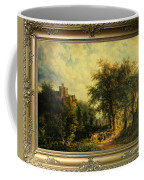 Landscape With Castle Coffee Mug