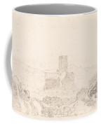 Landscape With Church Coffee Mug