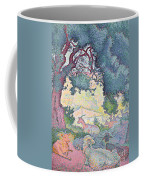 Landscape With Goats Coffee Mug