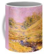 Landscape With Stream Coffee Mug