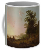 Landscape With The Flight Into Egypt Coffee Mug