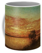 Landscape With Trees At The Rivers Coffee Mug