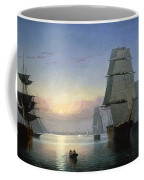 Lane: Boston Harbor Coffee Mug