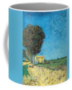 Lane Near Arles Coffee Mug