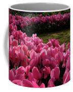 Lane Of Pink Coffee Mug