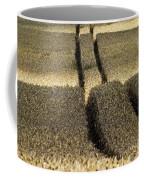 Lanes On Cornfield Coffee Mug