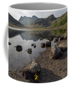 Langdale Pikes And Blea Tarn Coffee Mug