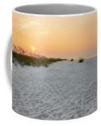 Langdon Beach Sunrise 5 - Pensacola Beach Florida Coffee Mug