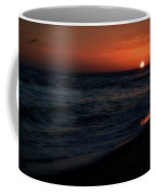 Langdon Beach Sunset Coffee Mug