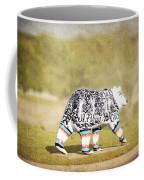 Language Bear Coffee Mug