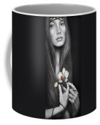 Language Of The Heart Coffee Mug by Pat Erickson