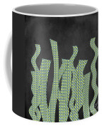 Languettes 02 - Lime Coffee Mug