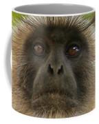 Langur Coffee Mug