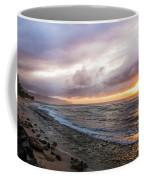 Laniakea Beach Sunset Coffee Mug