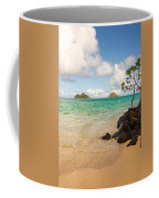 Lanikai Beach 1 - Oahu Hawaii Coffee Mug