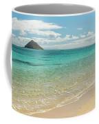 Lanikai Beach 4 Pano - Oahu Hawaii Coffee Mug