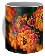 Lantana Blooms Coffee Mug