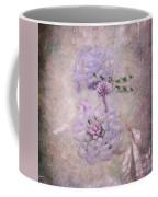 Lantana In Purple Coffee Mug