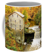 Lantermans Mill In Fall Coffee Mug