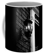 Lantern Black And White Coffee Mug