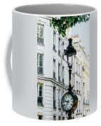 Lantern Clock Coffee Mug