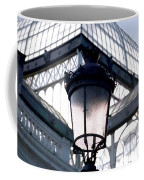 Lantern In Front Of The Crystal Palace, Madrid Coffee Mug