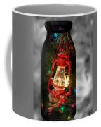 Lantern In Glass Jar Coffee Mug