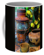 Lantern With Baskets Coffee Mug