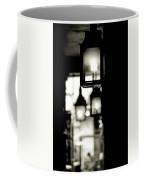 Lanterns Lit Coffee Mug by KG Thienemann