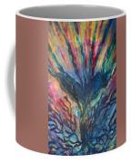 L'arbre En Feu Coffee Mug