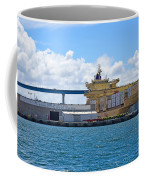 Large Banana Boat Coffee Mug