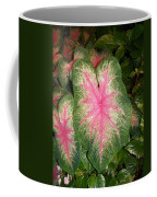 Large Coleus Plant Coffee Mug