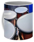 Large Copper Kettledrums Coffee Mug