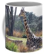 Large Giraffe Coffee Mug