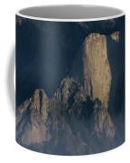 Large Granite Mountains In California Coffee Mug