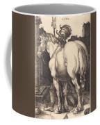 Large Horse Coffee Mug