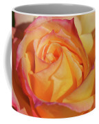 Large Peace Rose Center 006 Coffee Mug