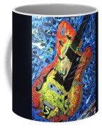 Larry Carlton Guitar Coffee Mug