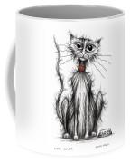 Larry The Cat Coffee Mug